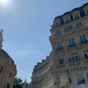 パリでランチ♪Restaurant Liquide