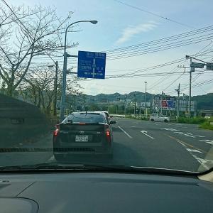 今日は館山まで出張