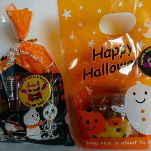ハロウィン お菓子の販売です。
