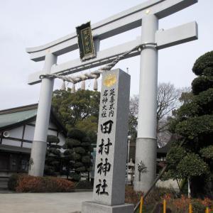 讃岐国一宮田村神社②