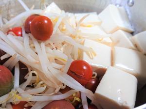 はちきれたプチトマトのゆくえ。