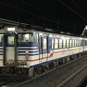 さよなら羽越本線!キハ48の最終営業列車を撮る!