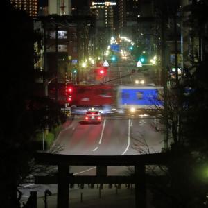 深夜の仙山線を走る、ED75牽引の左沢線用キハ101形配給を撮る!