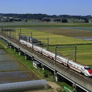 初夏の大崎平野を往く、E926系East-i新幹線を撮る!