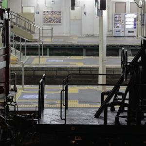 水曜は徹夜でED75の牽くホキ工臨を撮影しておりました。