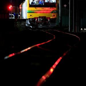 昨日の夜から仙山線に初入線となるGV-E197系を撮っておりましたが…