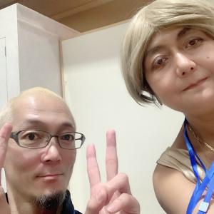 カンメイ師匠の北海道でのオーラは