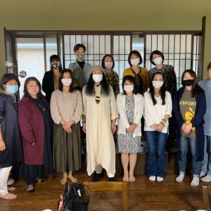 本日の寿山先生の開運講座終了いたしました。