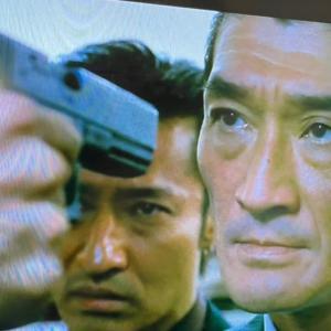 どうでもいい話 古い映画は楽しいな 日本統一みたい。
