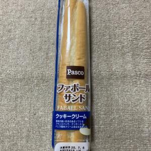 Pasco ファボールサンド クッキークリーム