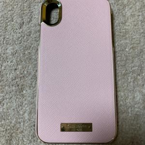 kate spade new iPhone XR case