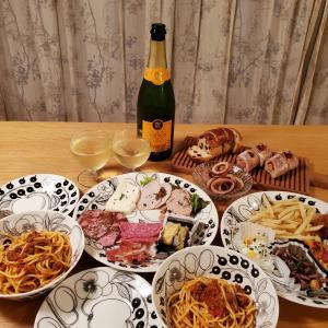 イタリアンの晩ごはんと楽天スーパーセール