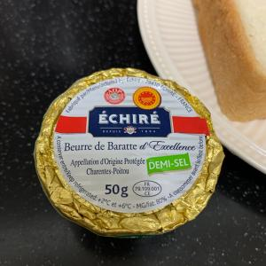 エシレでバタートースト