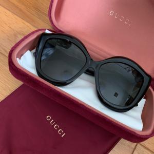 GUCCHのサングラス購入