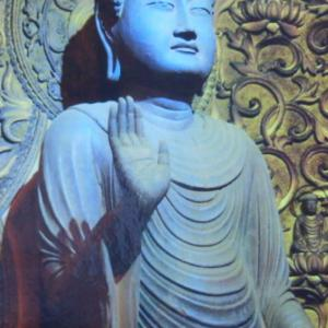 目黒:大円寺の清凉寺式釈迦如来