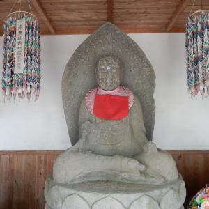 鎌倉二十四地蔵:光明寺の網引延命地蔵