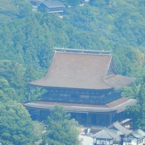 吉野山:金峯山寺