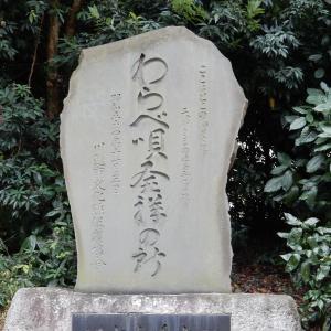 通りゃんせ♪通りゃんせ♪~川越:三芳野神社~