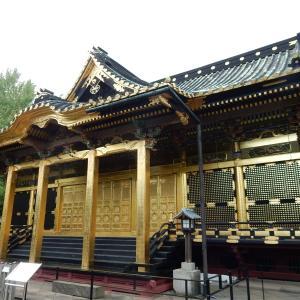 上野の東照宮
