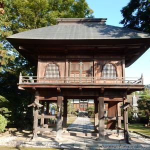深谷上杉氏の菩提寺:国済寺