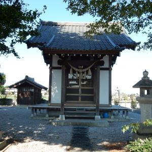 稲荷神社~「青天を衝け」:渋沢栄一生誕地深谷~