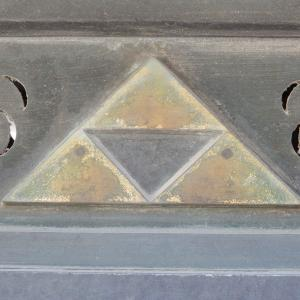 北条の家紋「三つ鱗」