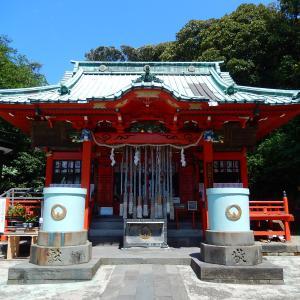 三崎の海南神社