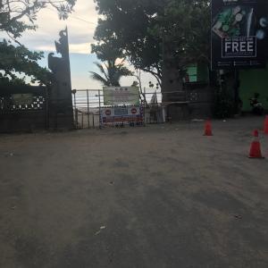 とうとうここも封鎖@バリ島