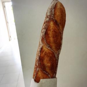 朝から幸せになるパン@バリ島