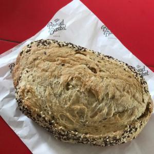 いろんなパンが食べられる幸せ@バリ島