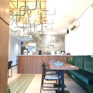 デヴィスリ通りの新しいカフェでまったり@バリ島