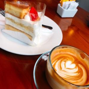 あのカキアンのケーキがデンパサールで@バリ島