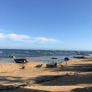 サヌールの昼下がり@バリ島