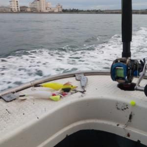 2020初釣りはやっぱりタコ♪