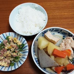 ここ最近の晩御飯。