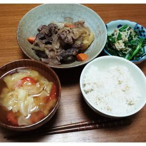 ここ最近の晩御飯~秋は炊き込みごはん系が増える~