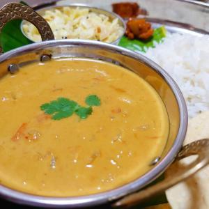 南インド風 大豆カレー (簡単レシピ)