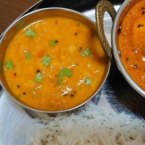 レンズ豆カレー (マスールダル) ベンガル料理レシピ