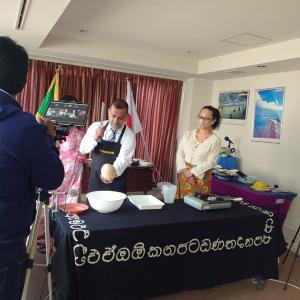 オンラインスリランカ料理教室