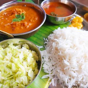 簡単な南インド料理のレシピ