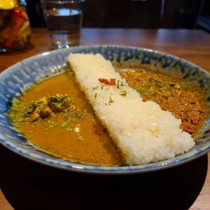 大門(浜松町) 薬膳カレー新海 大門店