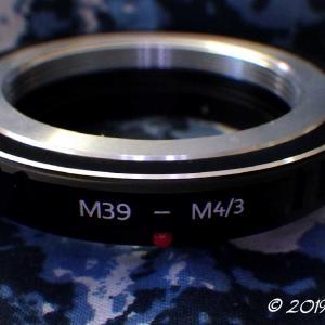 マジかよ!?--# K&Fと各社のフランジバック比較① M39-m4/3編