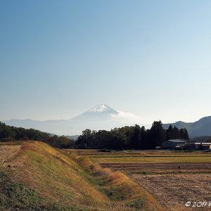 お昼の富士山 E-M5mk2とiPhone8・・・比べちゃ可哀想???(笑)