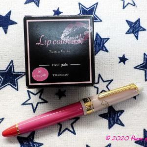 TACCA Rip color ink Rose Pale with Sailor アクビちゃん