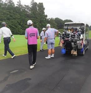 お盆ゴルフは近くて遠いゴルフ場へ~