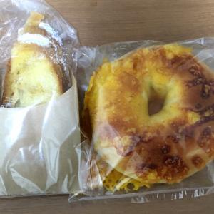 京都市左京区 CheerUp チーズベーグル、フレンチトースト