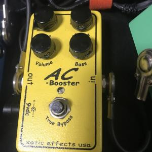 Xotic AC-Booster パート2