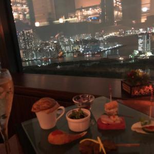 東京でのんびりシャンパン飲みたいならここがイチオシ。
