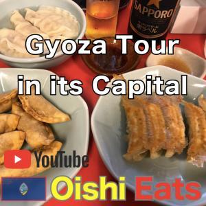 グアム在住が宇都宮で餃子を食い散らかす動画