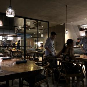 アジアのベスト50レストランに選ばれたToyoに行ってきた